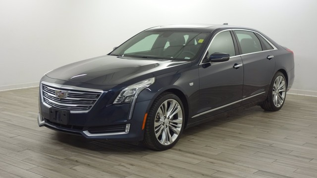 more details - cadillac ct6 sedan
