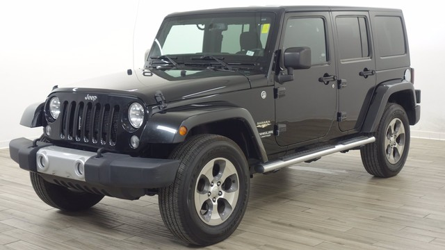 more details - jeep wrangler unlimited