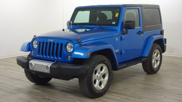 more details - jeep wrangler