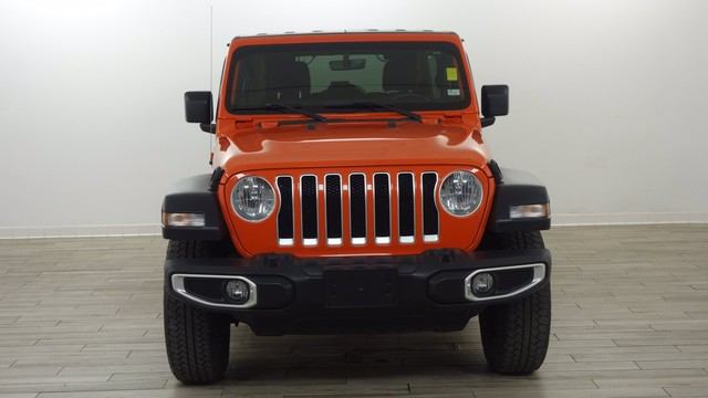 Jeep Wrangler Unlimited Vehicle Image 02