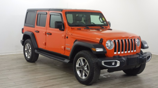 Jeep Wrangler Unlimited Vehicle Image 03
