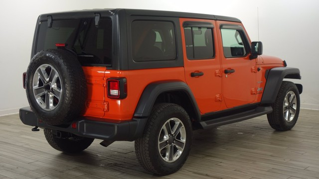 Jeep Wrangler Unlimited Vehicle Image 04