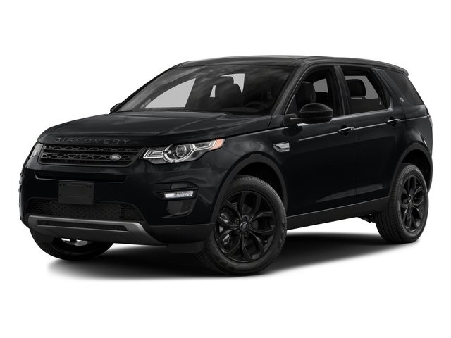 Land Rover Discovery Sport Vehicle Image 01