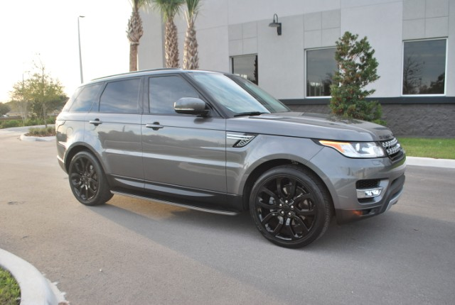 2014 Land Rover Range Rover Sport HSE at TTH Motor Group in Winter Garden FL