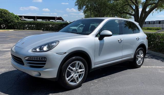 2012 Porsche Cayenne   at TTH Motor Group in Winter Garden FL