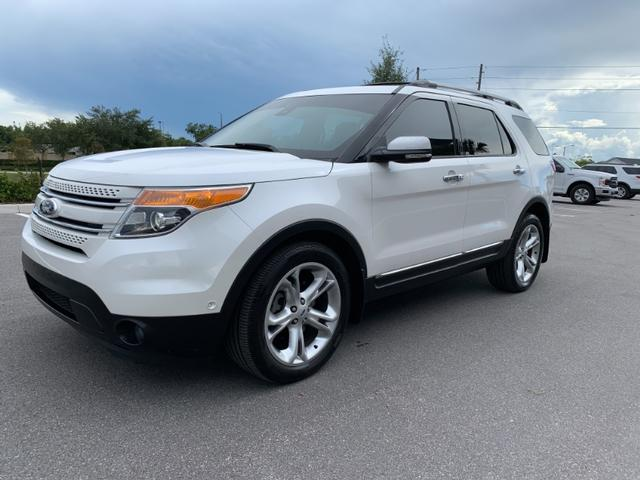 2013 Ford Explorer Limited at TTH Motor Group in Winter Garden FL