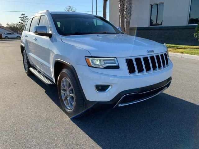 2014 Jeep Grand Cherokee Limited at TTH Motor Group in Winter Garden FL