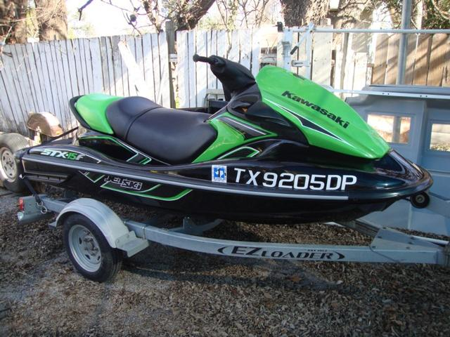 2015 Kawasaki JET SKI STX-15F at Whiteside Motors in Austin TX
